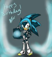 b-day :The magic of birthdays: by Emerl-lad12