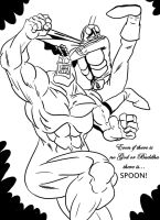 The Tick and Kamen Rider by JTF3