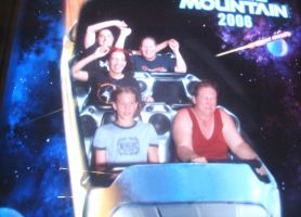 Last Minute Space Mountain by PhishPhace