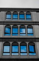 Blue Windows by umboody