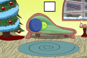 MLP FiM Christmas BG by Songficcer