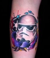 Stormtrooper 2010 by EricScsavnickiTattoo