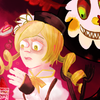Mami turn around. Now. Just. Do it. by Flutter-Butter