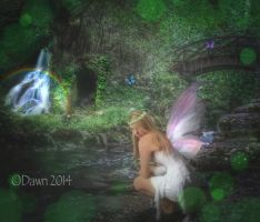 The Faerie Glenn by MataHari22