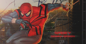 Spidey sign by DualGemini