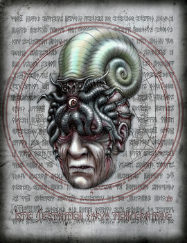 Mask of Temperance by JeffRussell