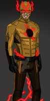 The Reverse Flash by IronAvenger1234