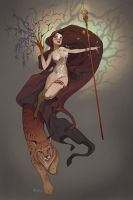 Mother Nature by Sally-Avernier