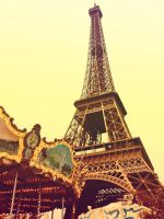 La tour eiffel by pop22