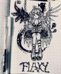 Flaky by Alice-Christensen