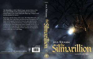 Silmarillion Cover Redeaux mk2 by FirePenguinMaster