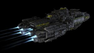Dreadnought Mk1 - View 2 by eRe4s3r