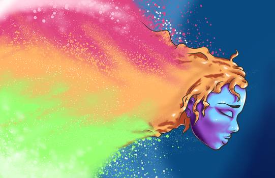 Tears of Color by Stormofthesea