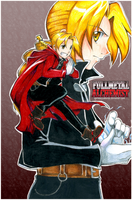 The Fullmetal Alchemist by xPrincessSakurax