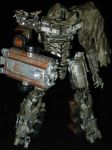 DotM Megatron Robot Mode by GMfan101