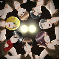 Shingeki no Basuke Collab Entry by Mainecare