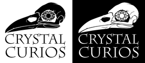 Crystal Curios Logo by ropa-to