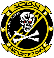 New Republic Skull Squadron V.2 by viperaviator