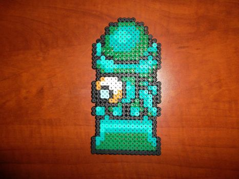 Perler Bead Beamos by EP-380