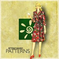 39 Bitmap Based Patterns 12 by paradox-cafe