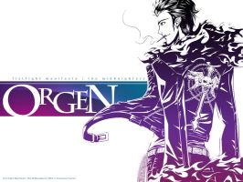 Orgen Black Chord Wallpaper 01 by mangaholix