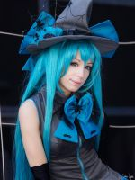 Witch Miku 2 by SNTP