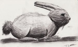 Broadfoot's Bunny by TempestFae