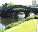 Pontypridd Old Bridge by JDS-photo