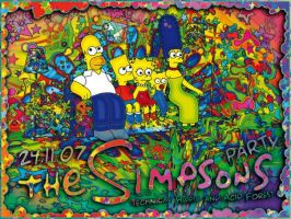 simpsons by waylonSmithers