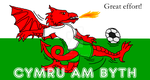 Wales at Euro 2016 by DCLeadboot