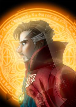 Doctor Strange by book-sage