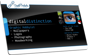 ID Card by DigitalDistinction