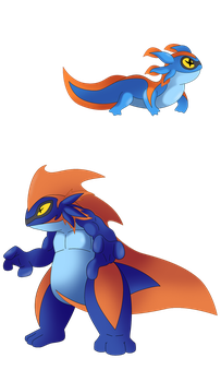 Fakemon: so I heard you like. . .wait no nevermind by That-One-Leo
