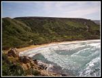 Golden Bay by Chirpilittle