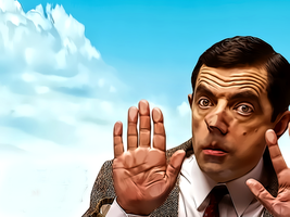 Mr.Bean Again by donvito62