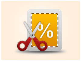 Coupon Icon by customicondesign