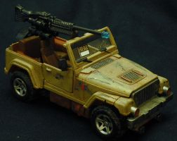Detritus Jeep by Shinobitron
