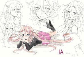 IA sketch by reichang