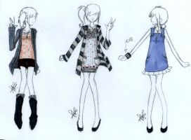Favorite outfits by EternalLove16