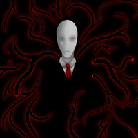 Slender Man by YokoRe