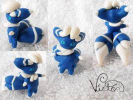 678 Meowstic M by VictorCustomizer