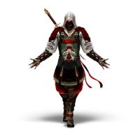Assassins Creed: Feudal Japan by Melciah1791