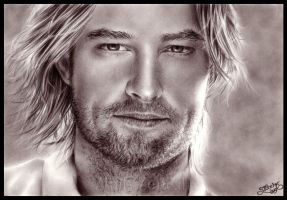 Josh Holloway 2 by Zindy