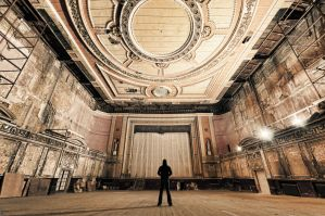 Palace Theatre by Deere