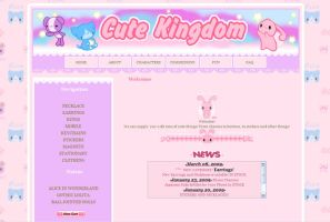 .:New Website Layout:. by PhantomCarnival