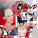 Katy Perry TIHWD Pack by HeavenPhotoshop