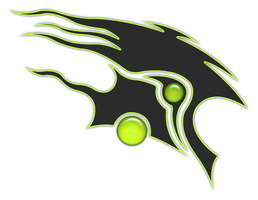 Vector try with green outline by Tegyukfel