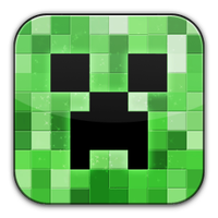 Minecraft Creeper by pjmorris