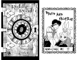 RIDDLE ROAD VOLUME TWO by sadwonderland