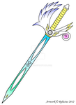 Gem Crafter Creation - Rapier (Memory's Blessing) by Rylucius